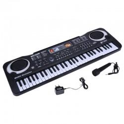 61 tasti - tastiera elettronica digitale - piano elettrico per bambini - presa EU