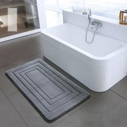 Tappeto da bagno - tappeto antiscivolo - memory foam