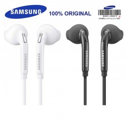 SAMSUNG Earphone EO-EG920 Wired with Black Storage Box 35mm plug In-ear Gaming Headsets Support Ga