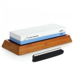 XINZUO Professional Sharpening Grinding Stone Double Side 10006000 Grit Knife Sharpener Whetstone K