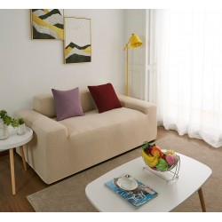 sofa covers for dining room - waterproof solid color high stretch slipcover - all-inclusive elastic couch cover
