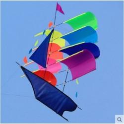 Nave pirata volante - barca a vela - aquilone