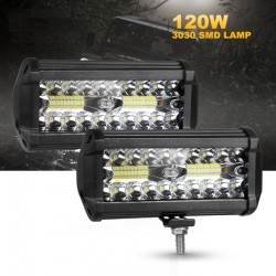 4/7inch - 54W - 120W - Led light bar for Off-road tractor / truck 4x4 SUV Jeep ATV