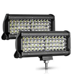 NL pearl light bar/work light LED - 72W 144W
