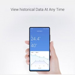 Xiaomi Mijia - Bluetooth - wireless - digital electronic moisture - temperature meter - intelligent sensor - thermometer