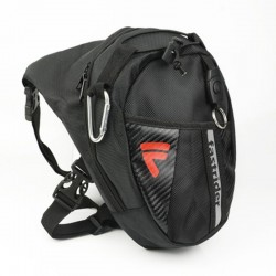 Motorcycle Drop Leg Bag - Waterproof - Nylon