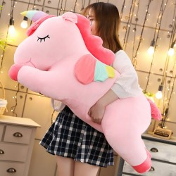 Kawaii Giant Unicorn Plush Toy