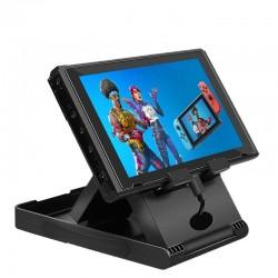 Data Frog Portable Desktop Stand Holder For Nintendo Switch Mobile Phone Tablet Adjustable Fold Base Bracket for Nintendo Switch