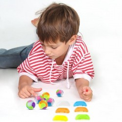Mini DIY Ball Capsule - 6pcs - Kids