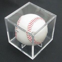 Baseball Box Display - 80mm