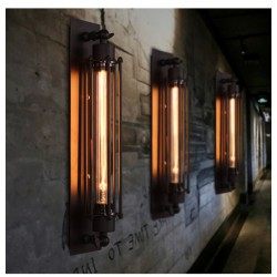 Vintage wall light - sconce lamp