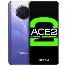 OPPO Ace2 5G - dual sim - CN Version - 6.55 inch - NFC - Android 10 - 65W - SuperVOOC - 8GB 128GB - smartphone