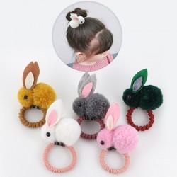 Cute Animal Hair Band - Elastic - Children