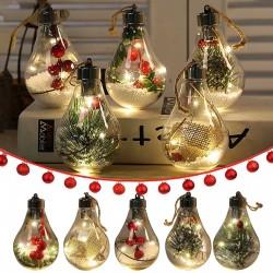 Christmas tree light - decorative Led bulb - 5 pieces