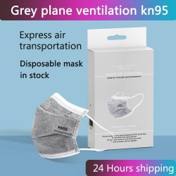 Disposable - civil masks - anti-virus - kn95 - 5 layer masks