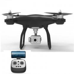 X35 - 1KM - 5G - Wifi - GPS - 3-Axis Gimbal - 4K HD Camera - Brushless - RTF - With Servo