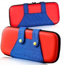 Game Console - Storage Bag - Red - Green - Nintendo Switch