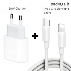 PD - 20W - iPhone 12 - USB-C - C2LCharger