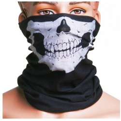 Skull Face Mask Scarf*