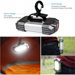 Rechargeable lantern - camping - outdoors
