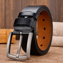 Cow leather belts for men