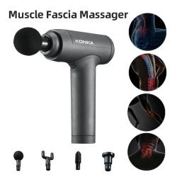 Massage gun - deep muscle relaxation - 6-modes - body massager