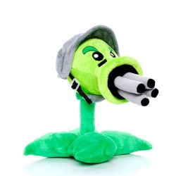 Plant zombie - peashooter - plush toy