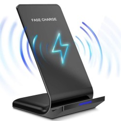 15W - wireless charger stand pad - iphone/samsung