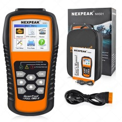 Nexpeak NX501 - OBD2 - car diagnostic scanner