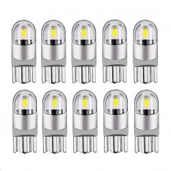 T10 LED Car Light - W5W - 10pcs