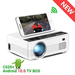 C520 - home theater projector - 4K - HD - mini projector