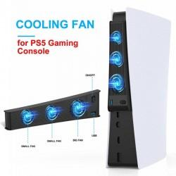 PS5 - USB - cooling fan - external host - digital edition - optical drive - ultra HD