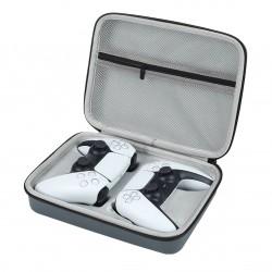 PS5 DualSense controller - hard EVA storage bag - waterproof