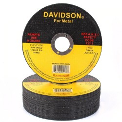 Metal stainless steel cutting discs - cutting / grinding - polishing - for angle grinder wheel - 125mm - 5 - 50 pieces