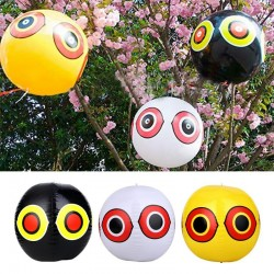 Pest / birds repellent - waterproof balloon - floatable - inflatable - scary eye