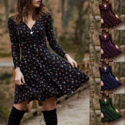 Mini loose dress - long...
