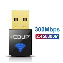 Mini WIFI adapter - USB 3.0 - 300mbps / 1300mbps - 2.4GHz / 5.8GHz