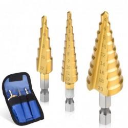 HSS drill bits - straight...