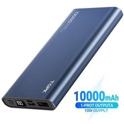 I2006P - power bank - external battery charger - dual ports - LED - 10000mah / 20000mAh