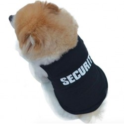 Security - dog vest