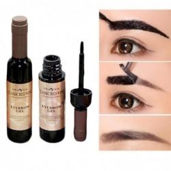 Peel-off eyebrow tattoo - gel - dye eyebrow - waterproof