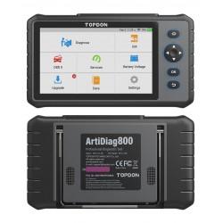 TOPDON ArtiDiag800 - OBD2 scanner - car diagnostic tool - full system code reader