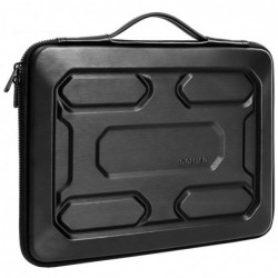 """Protective hard shell - laptop sleeve - with handle - waterproof - 13"""" / 14"""" / 15.6"""" / 17"""""""