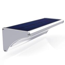24 / 48 / 60 LED solar light - radar motion sensor - aluminum wall lamp - waterproof