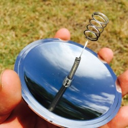 Outdoor Camping Fire Starter Solar Lighter
