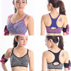 Fitness Yoga Women's Sports Bra