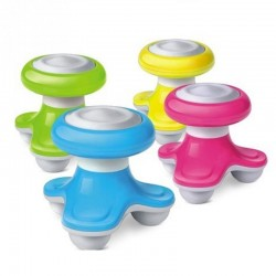 Mini Portable UFO Shape USB Electric Massager