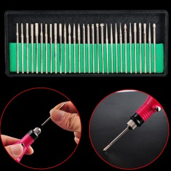 Electric Nail Drill Manicure Bits Kit 30 pcs |