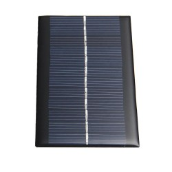 Mini 6V 1W Bank Solar Power