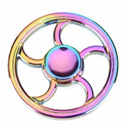 Colorful Round Finger Spinner Fidget